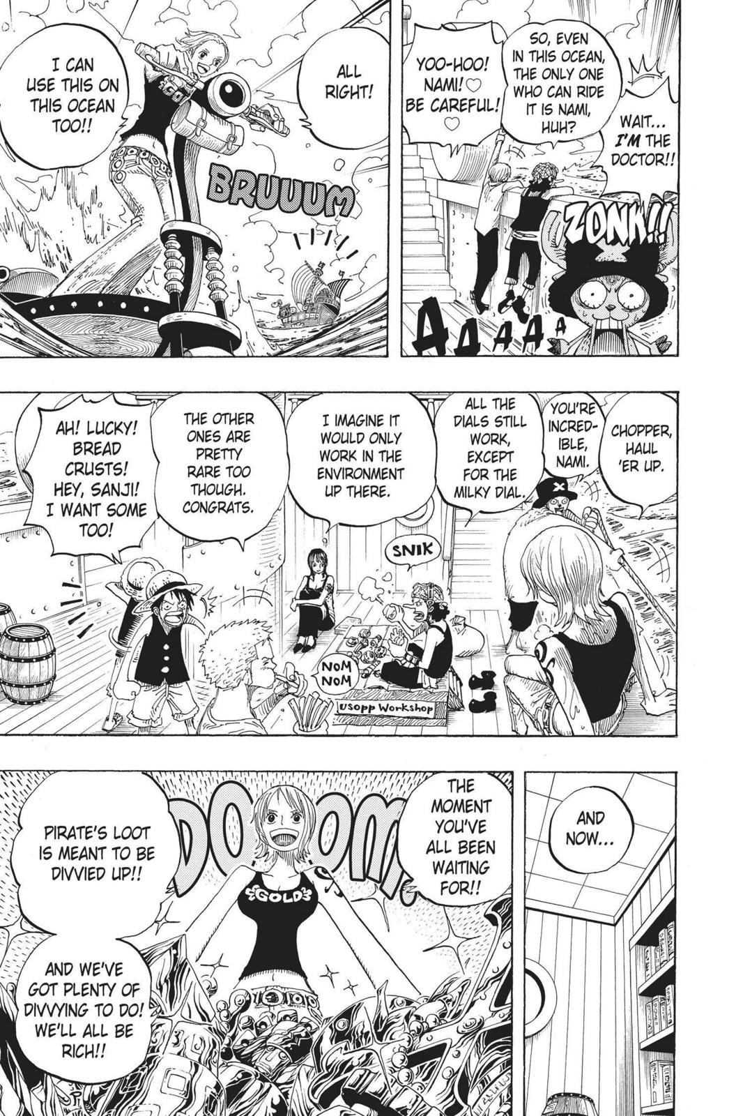 One Piece, Chapter 303 image 015