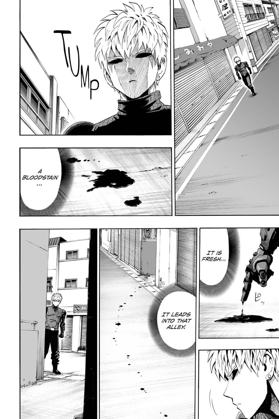 One Punch Man, Chapter Onepunch-Man 40.5 image 008