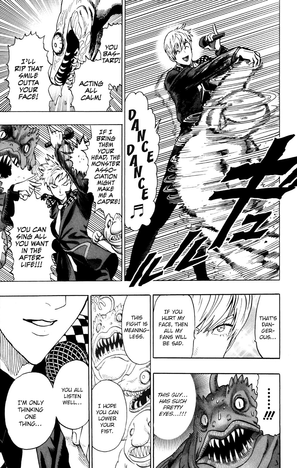One Punch Man, Chapter Onepunch-Man 74.5 image 009