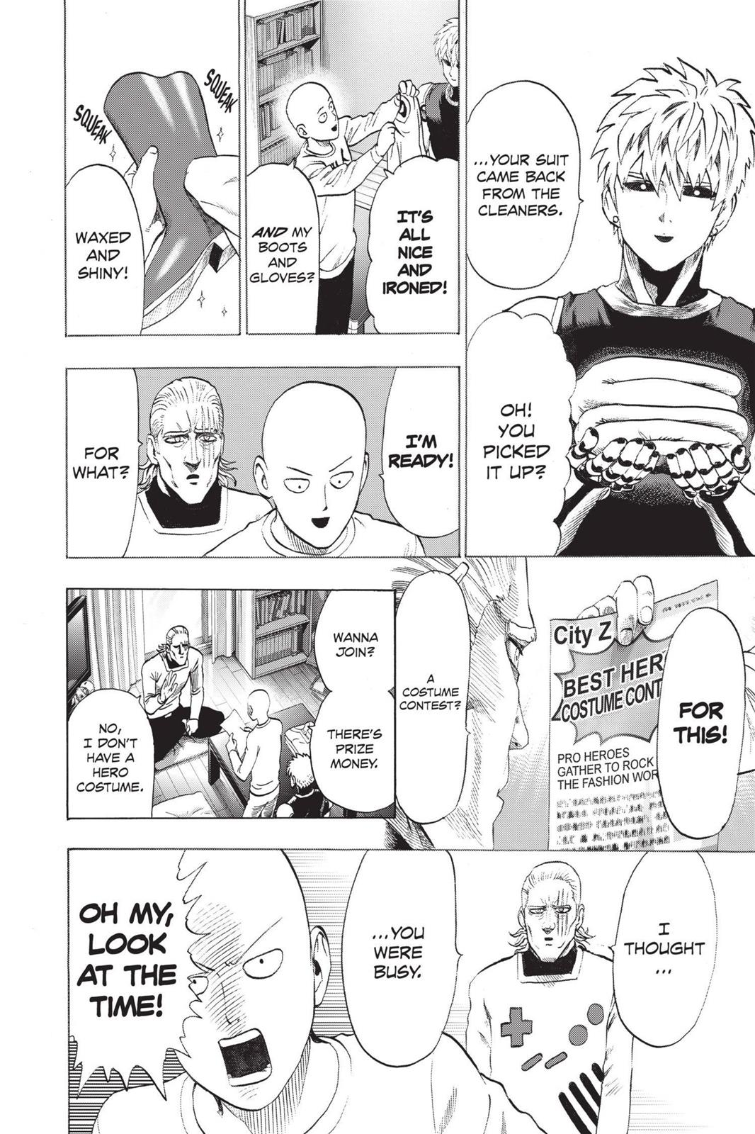 One Punch Man, Chapter Onepunch-Man 55.6 image 003