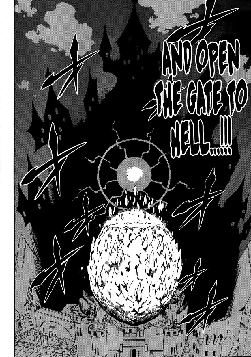 Black Clover, Chapter 182 The Followers of Sephirah image 010