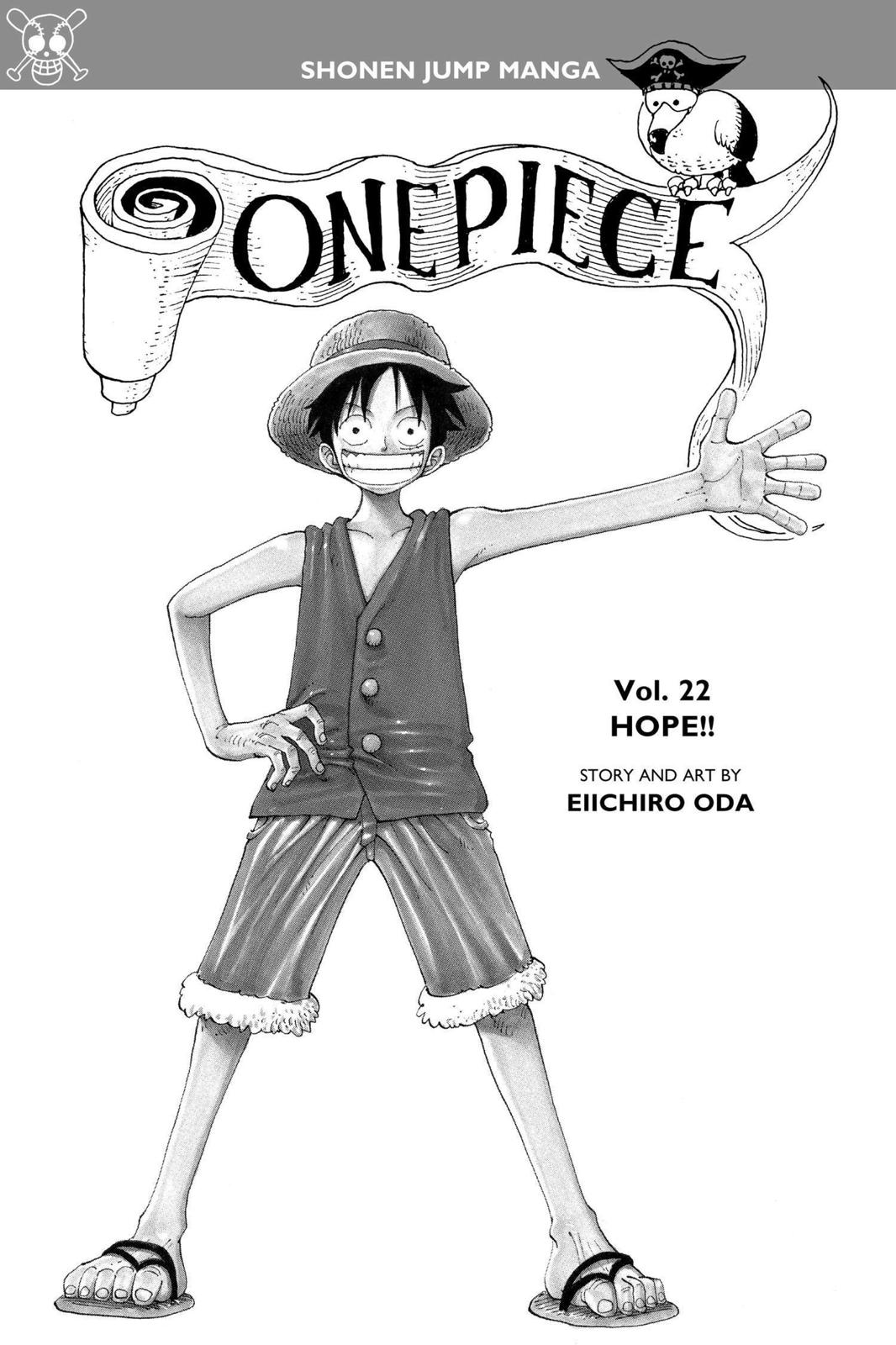 One Piece, Chapter 196 image 004