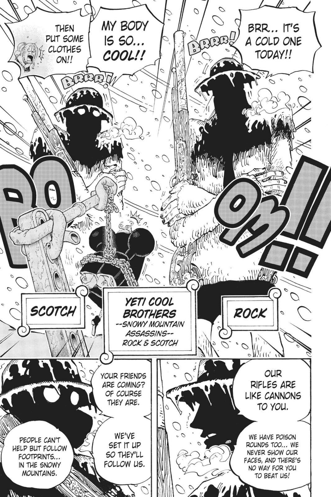 One Piece, Chapter 667 image 007