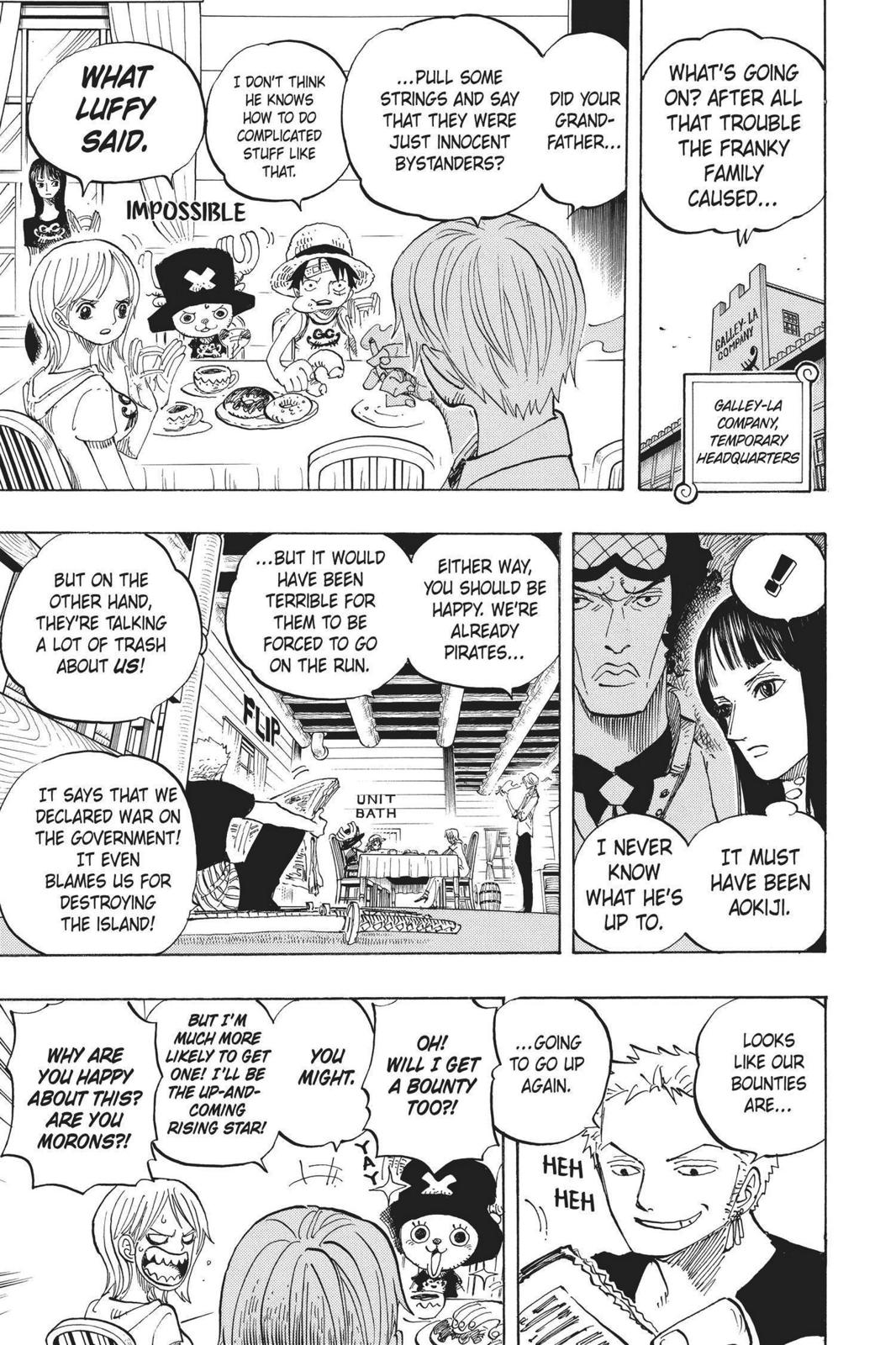 One Piece, Chapter 435 image 005
