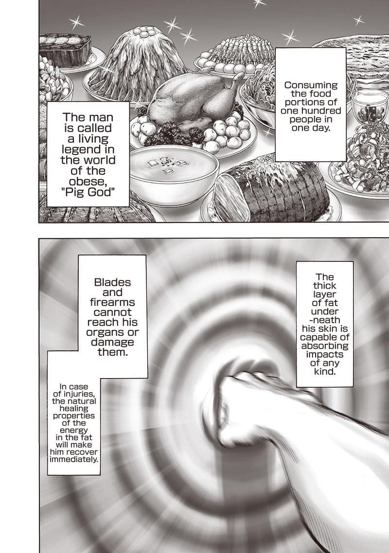 One Punch Man, Chapter One-Punch Man 123 image 005