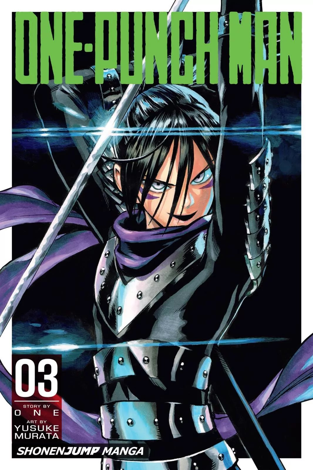 One Punch Man, Chapter Onepunch-Man 16 image 001