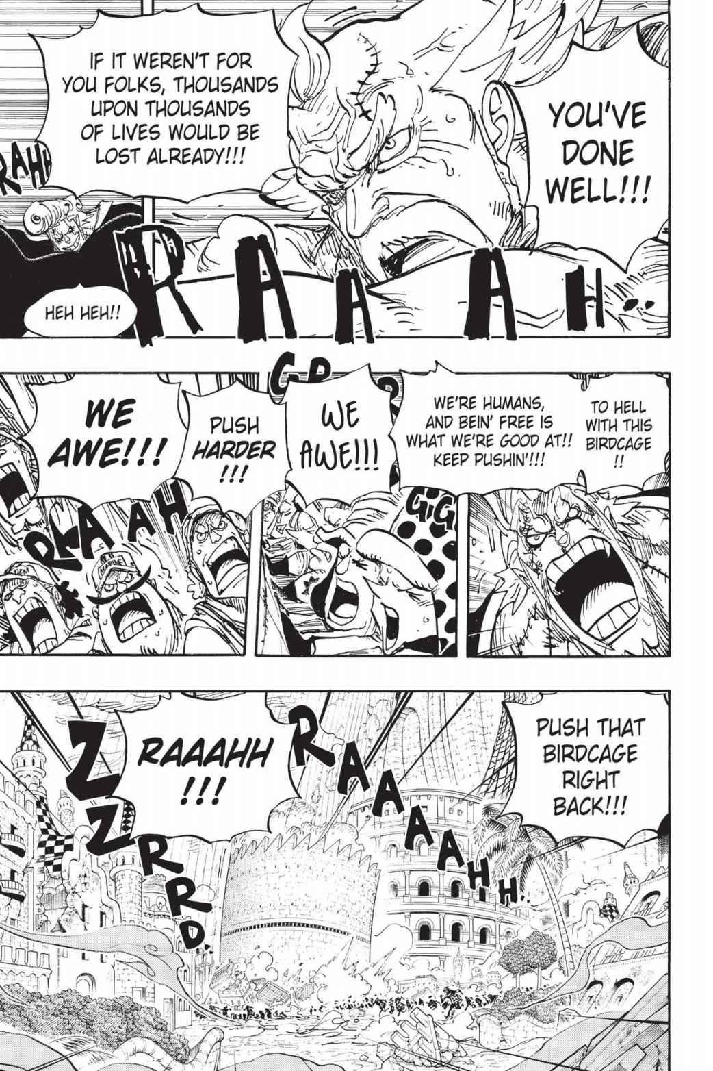 One Piece, Chapter 789 image 003