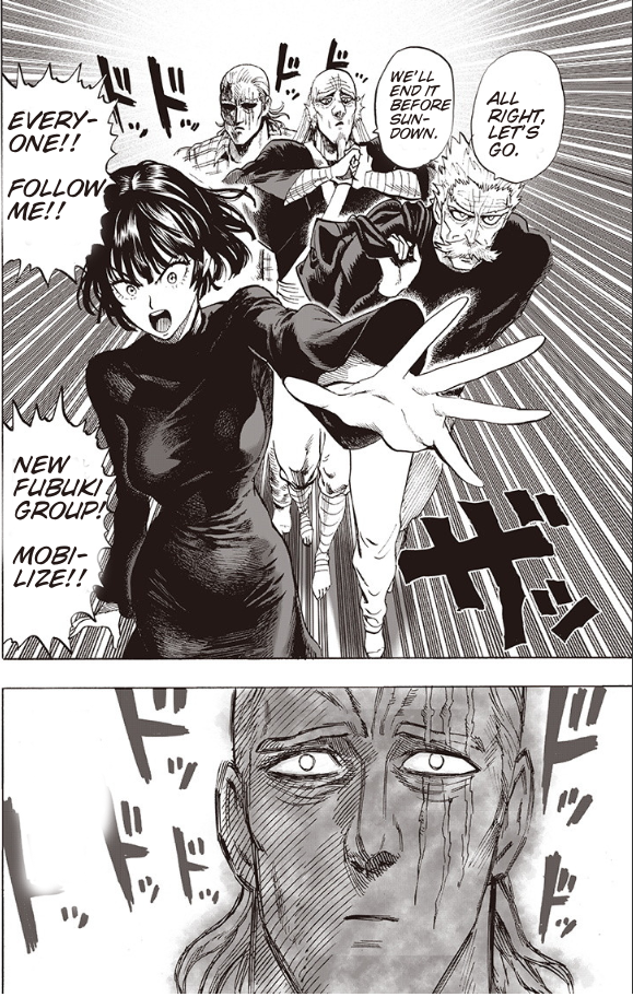 One Punch Man, Chapter Onepunch-Man 93 image 069