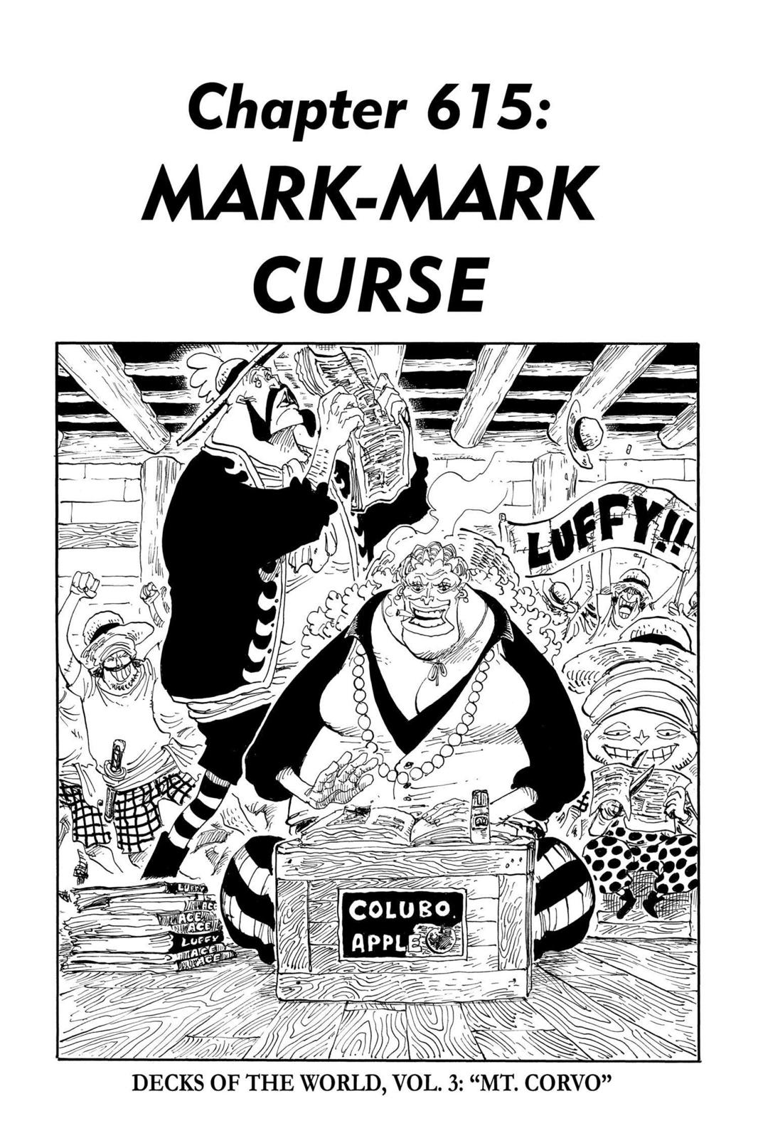 One Piece, Chapter 615 image 007