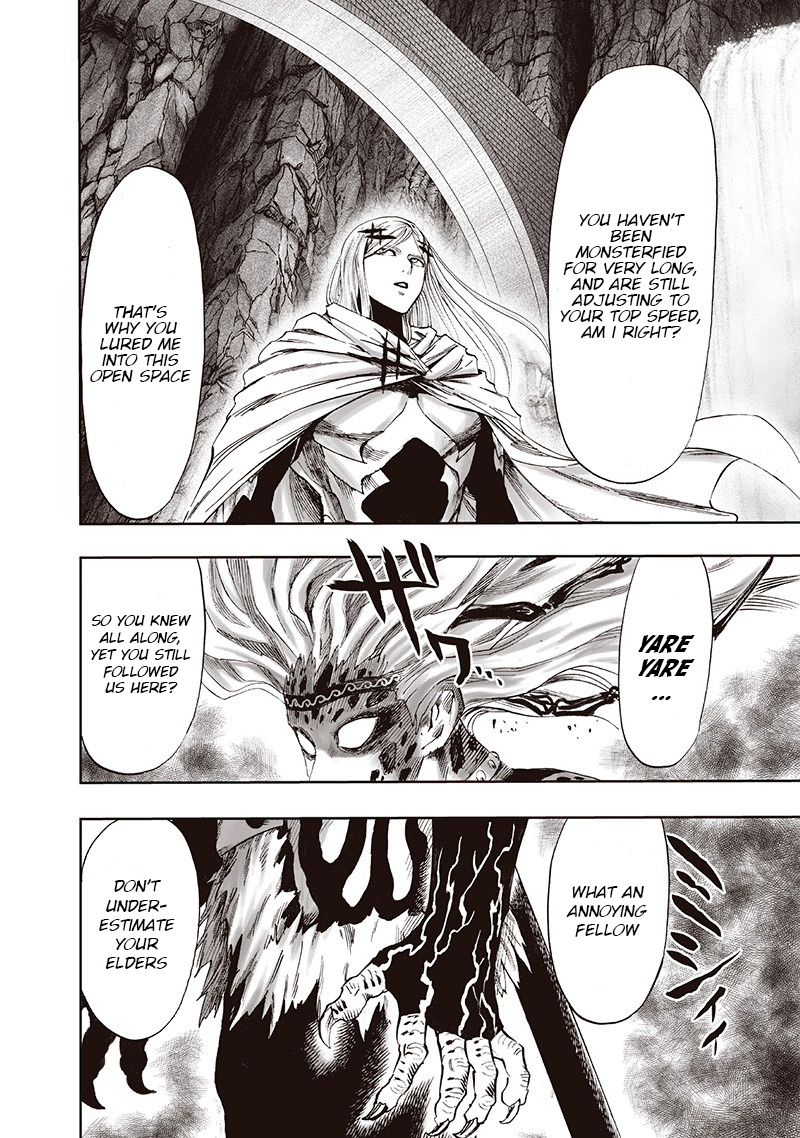 One Punch Man, Chapter Onepunch-Man 95 image 050
