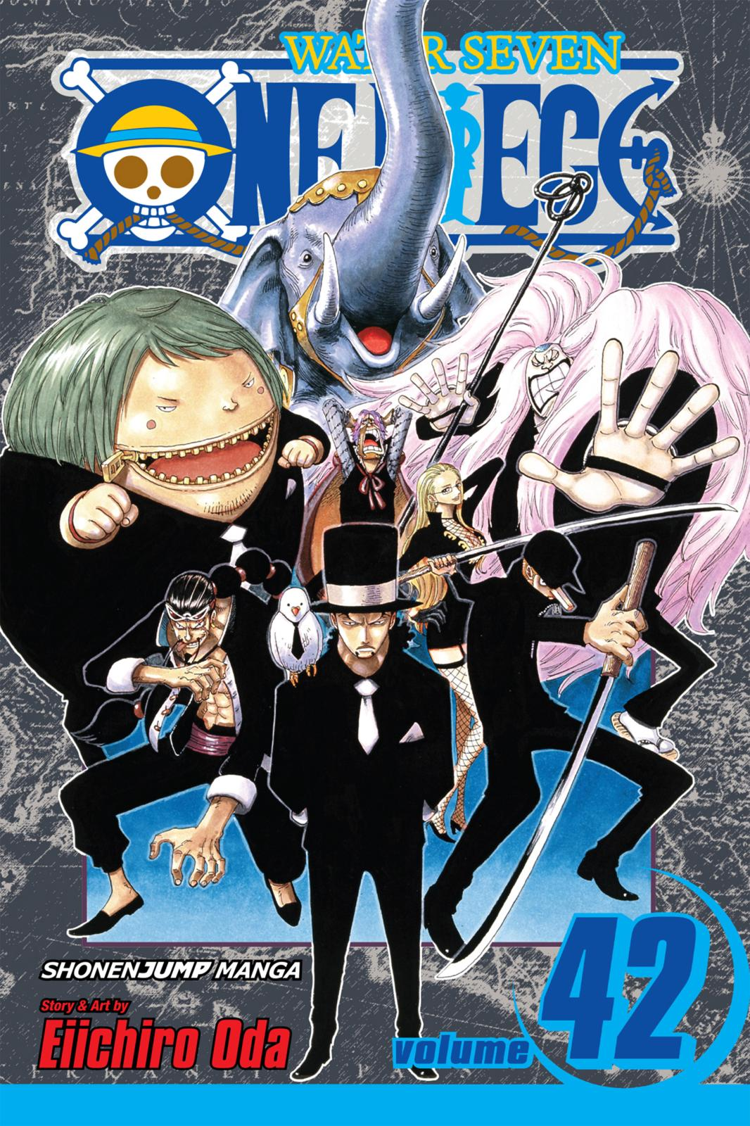 One Piece, Chapter 400 image 001