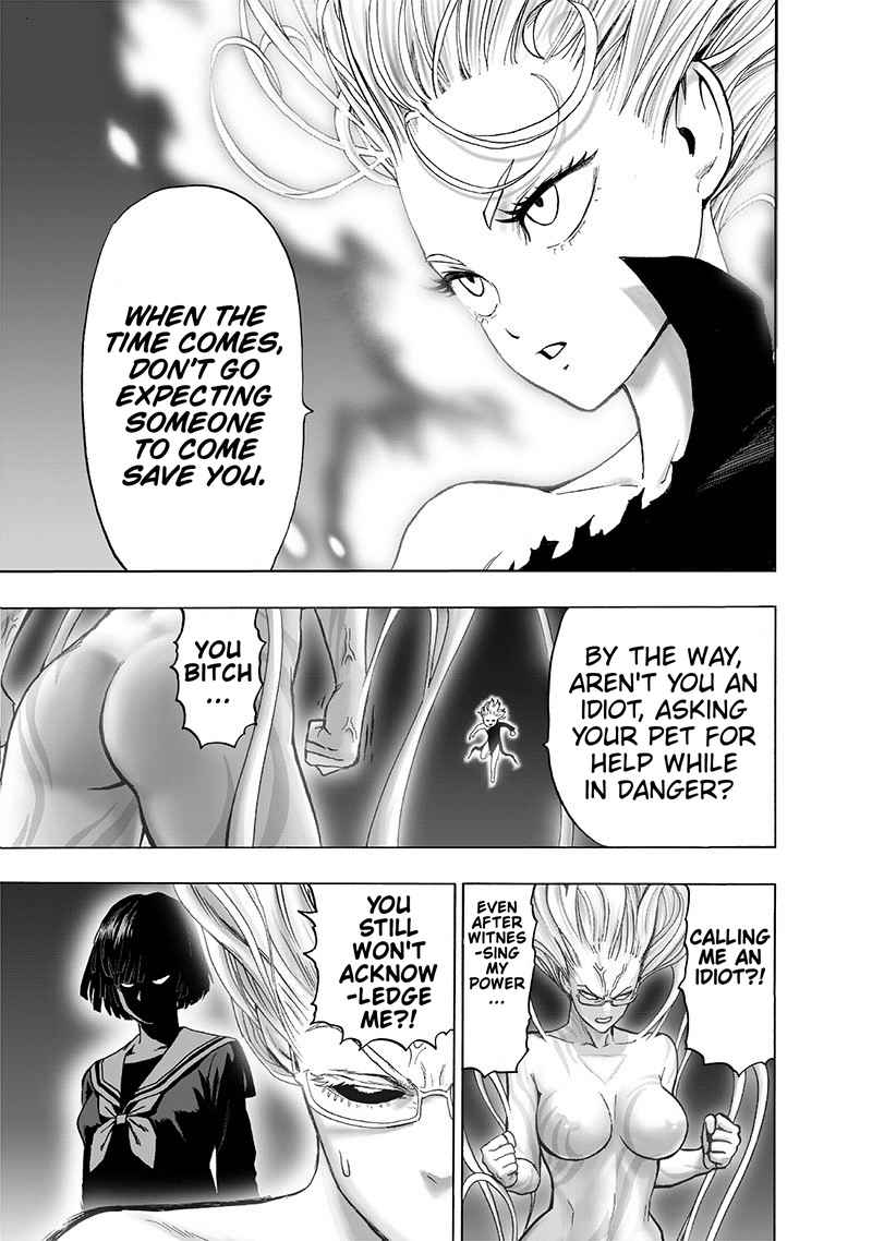 One Punch Man, Chapter 132 image 022