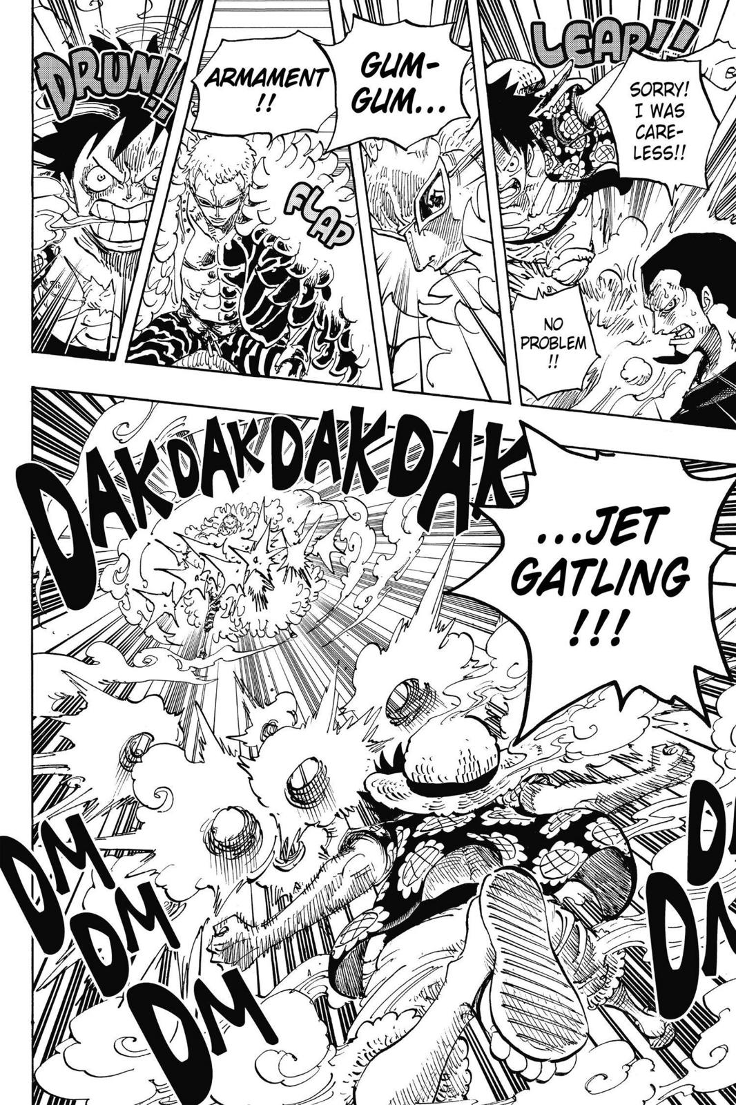 One Piece, Chapter 745 image 008