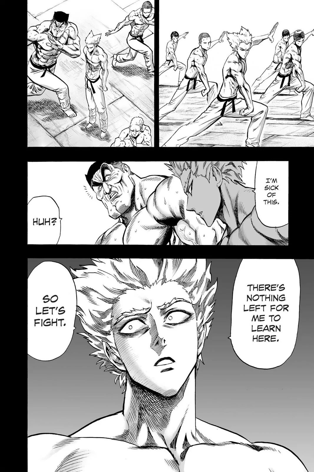 One Punch Man, Chapter Onepunch-Man 53 image 010