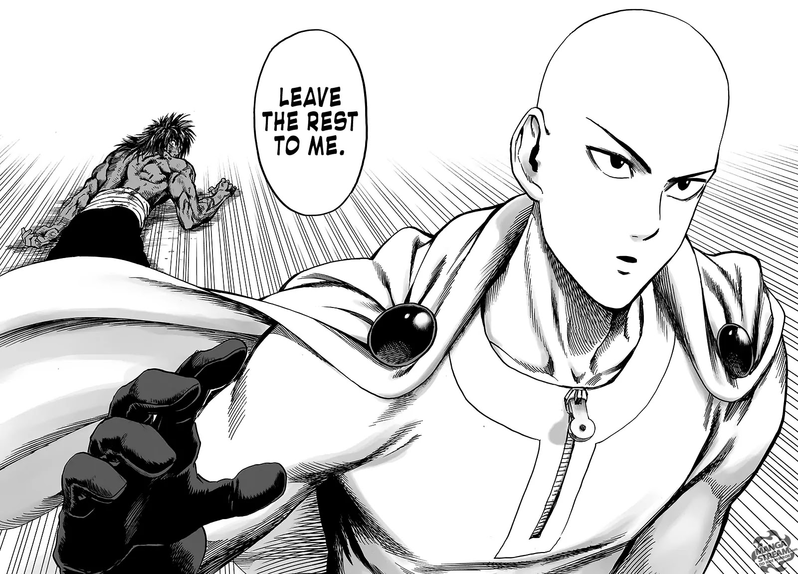 One Punch Man, Chapter Onepunch-Man 74.2 image 024