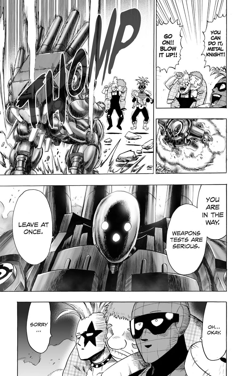 One Punch Man, Chapter Onepunch-Man 58 image 010
