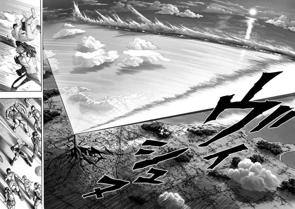 One Punch Man, Chapter 132 image 008