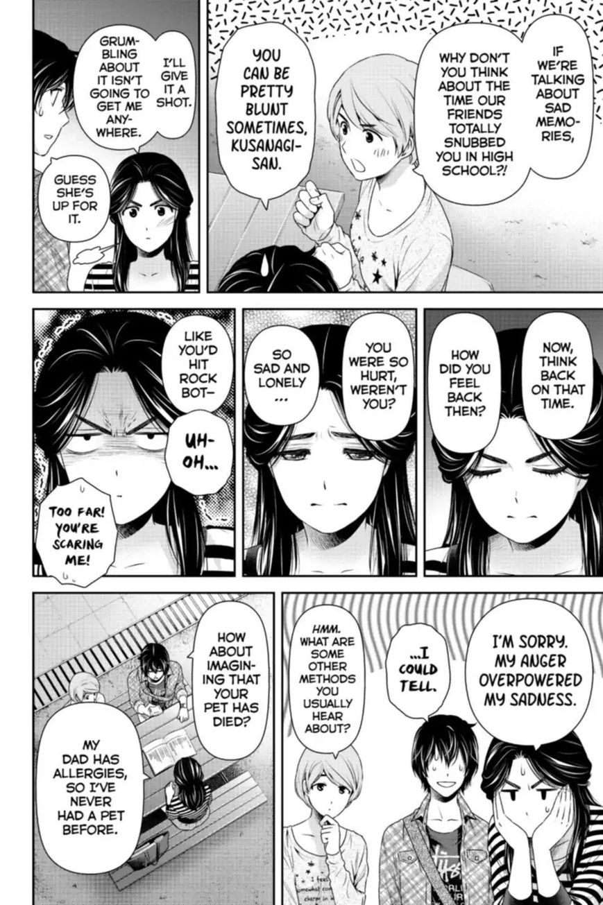Domestic Girlfriend, Chapter 156 Sisterly Schism image 010