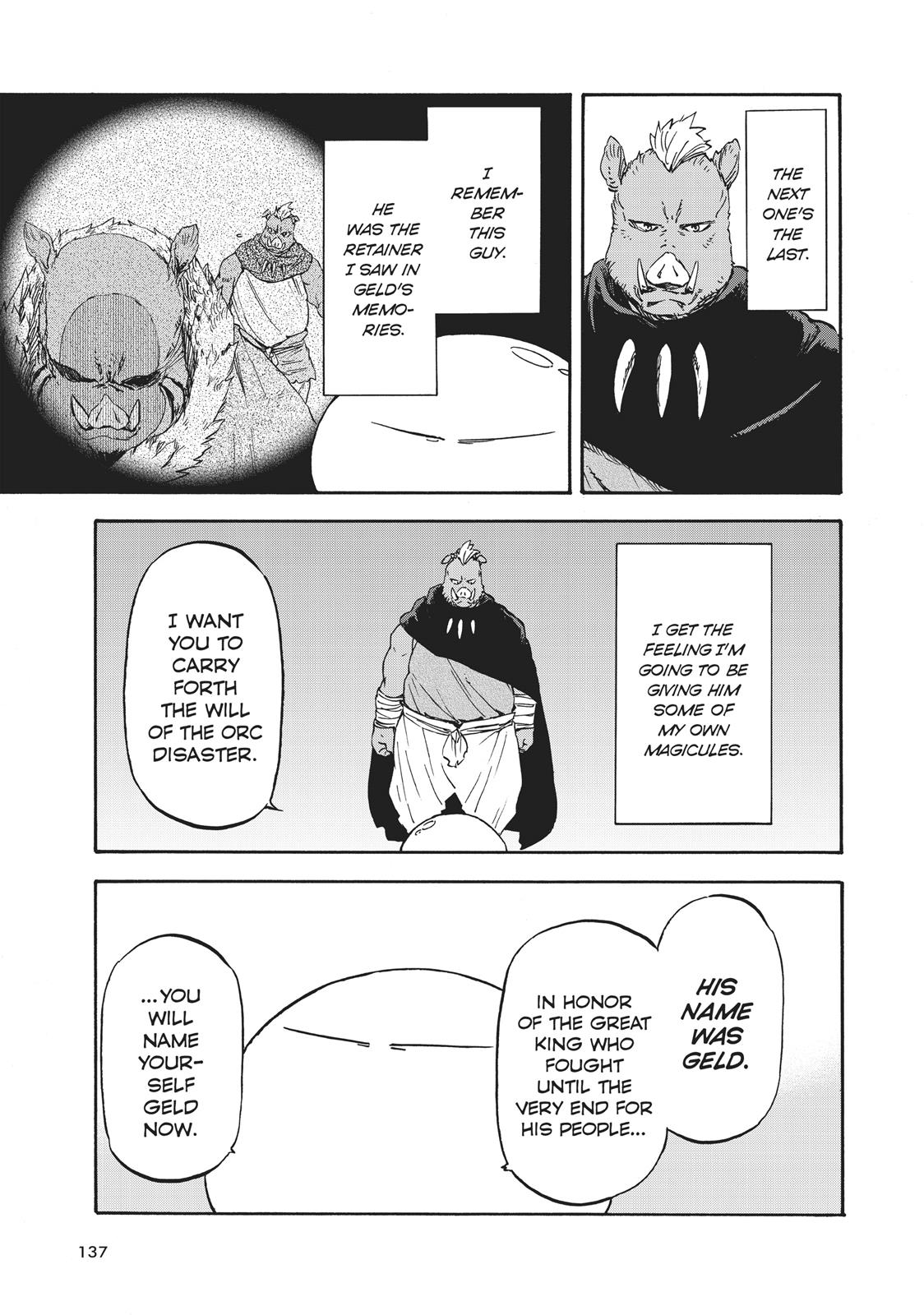That Time I Got Reincarnated As A Slime, Chapter 27 image 009