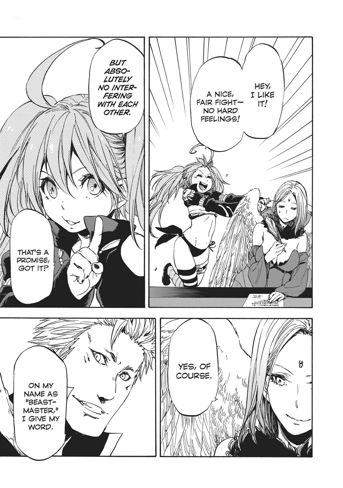 That Time I Got Reincarnated As A Slime, Chapter 29 image 019