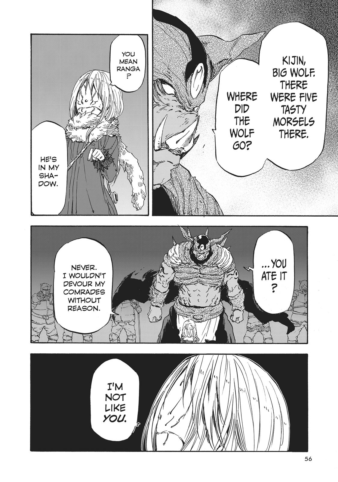 That Time I Got Reincarnated As A Slime, Chapter 24 image 021