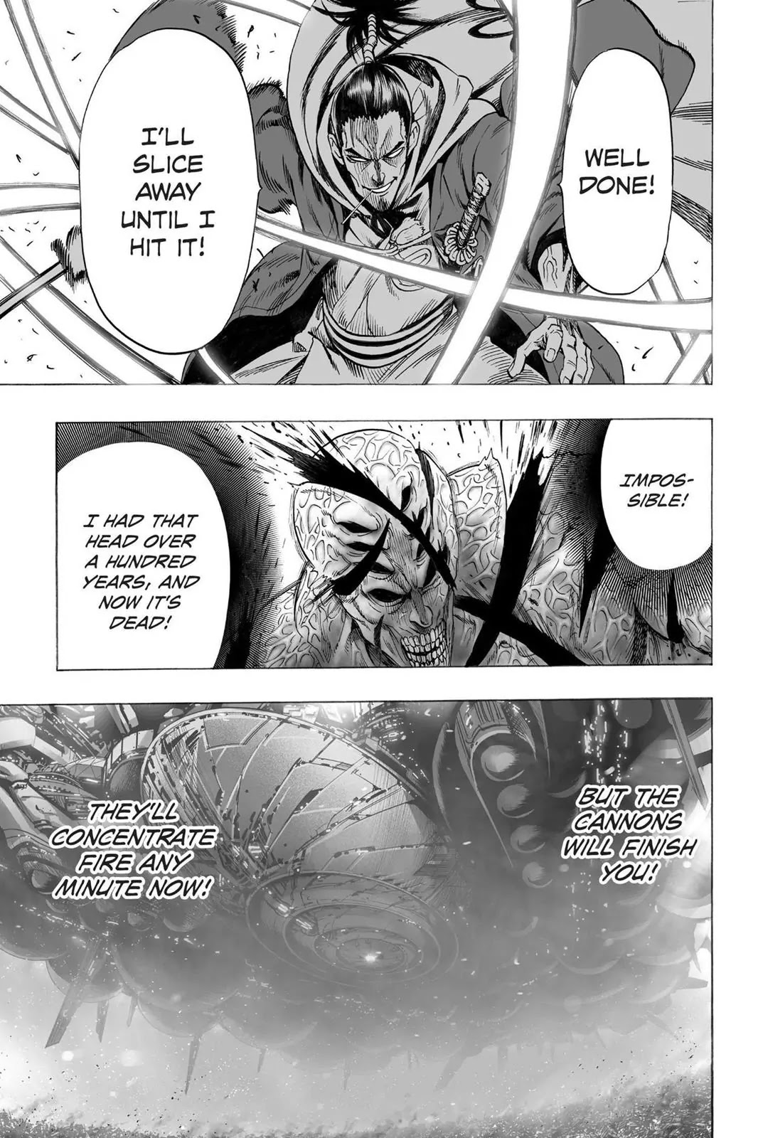 One Punch Man, Chapter Onepunch-Man 33 image 013