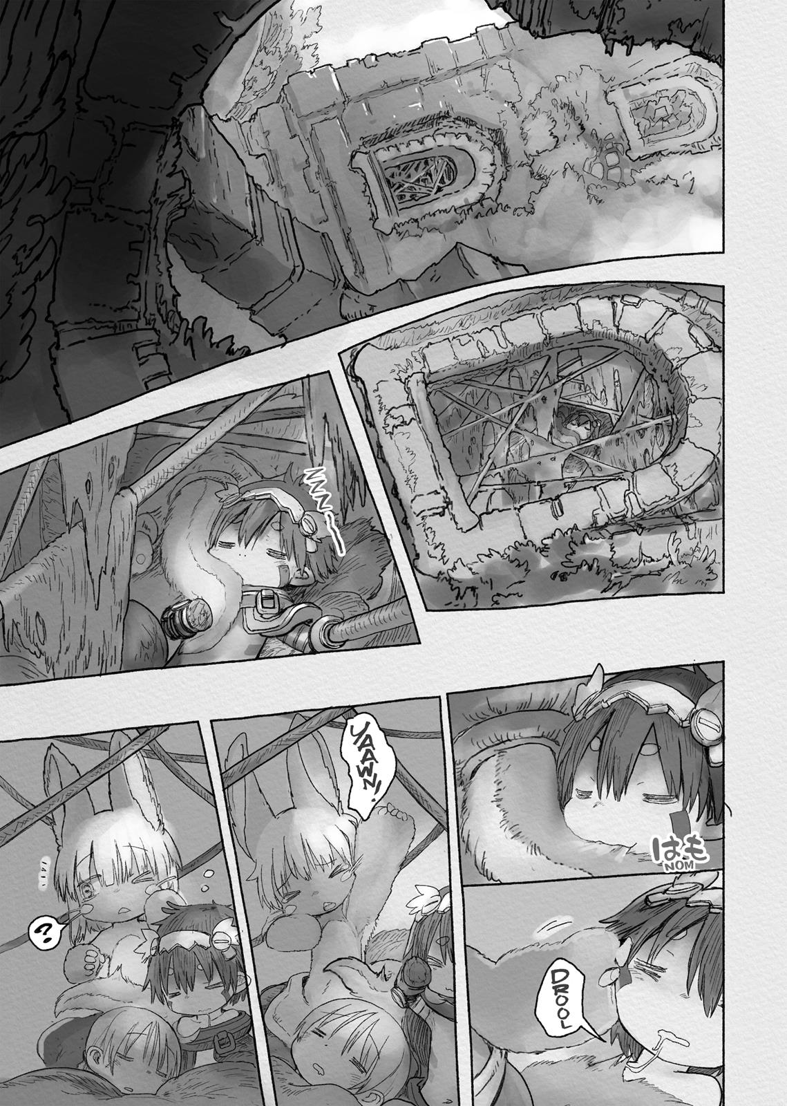 Made In Abyss, Chapter Hello,Abyss 39 image 035