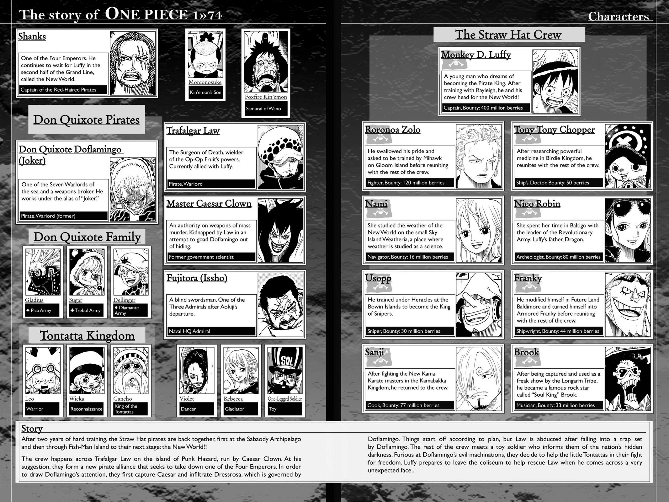 One Piece, Chapter 732 image 005