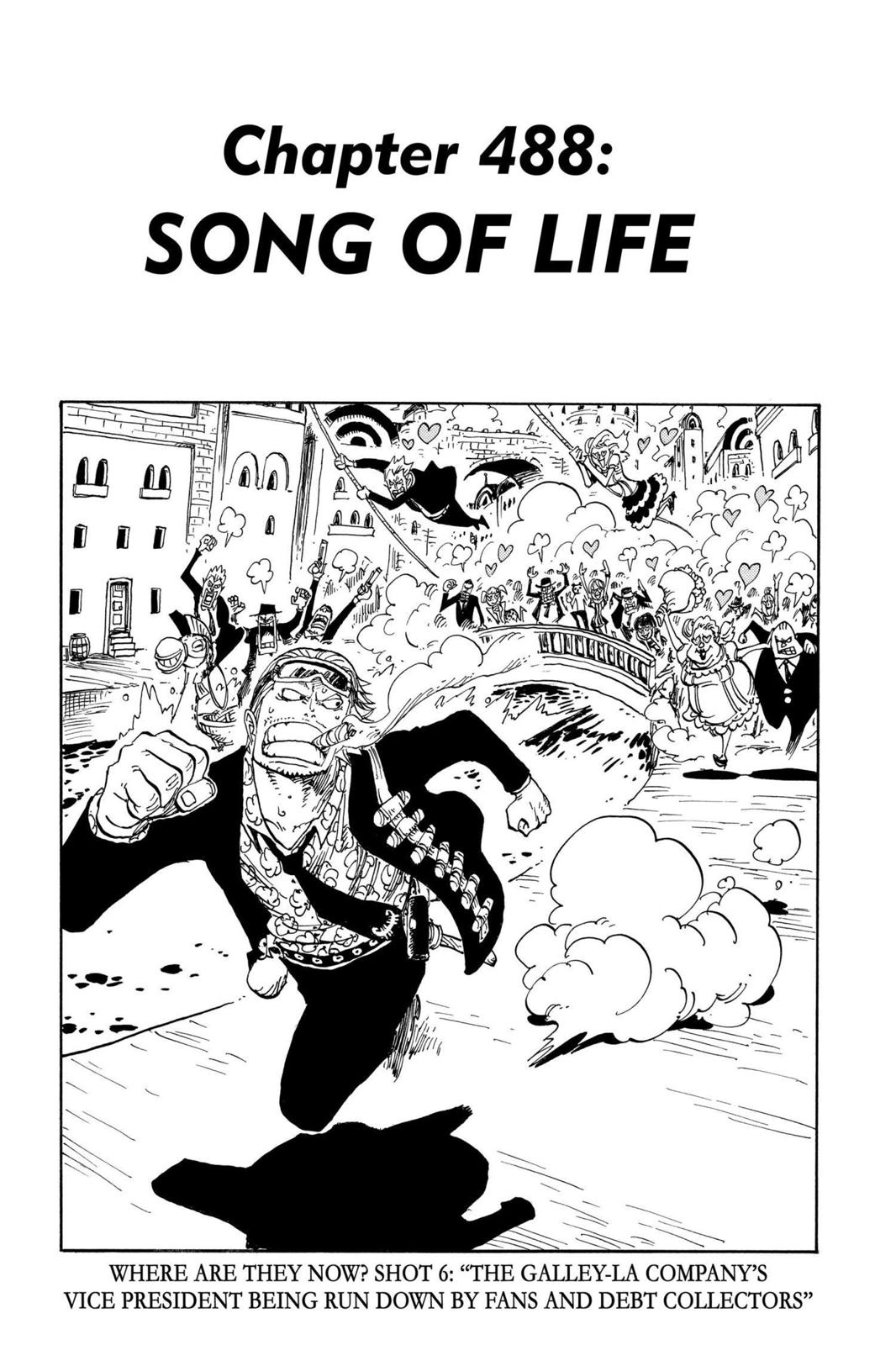 One Piece, Chapter 488 image 001
