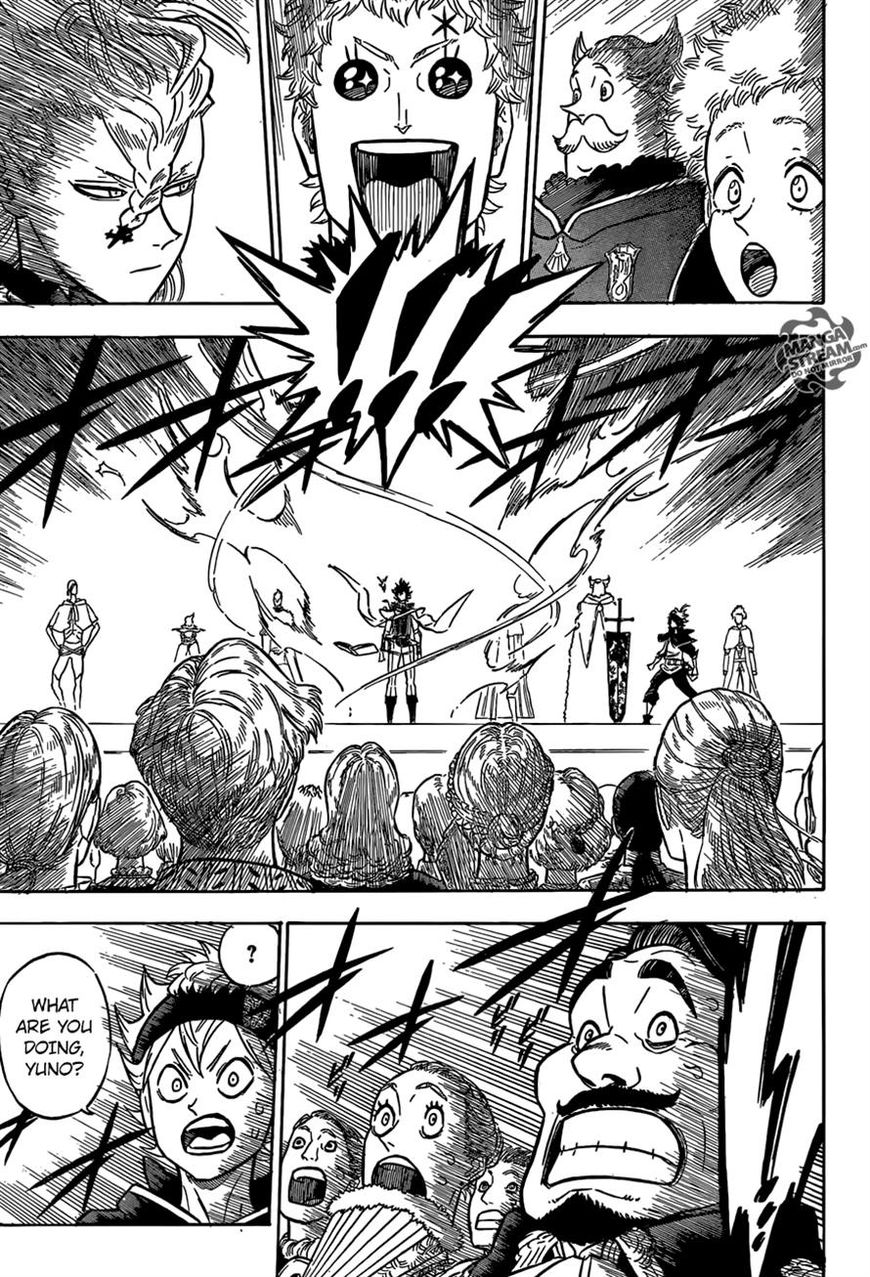 Black Clover, Chapter 106 How Far We've Come image 005