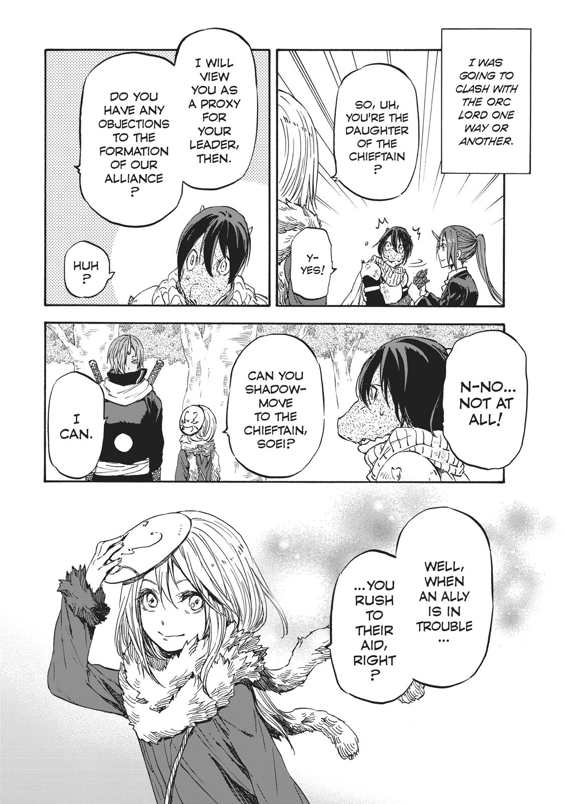 That Time I Got Reincarnated As A Slime, Chapter 20 image 031