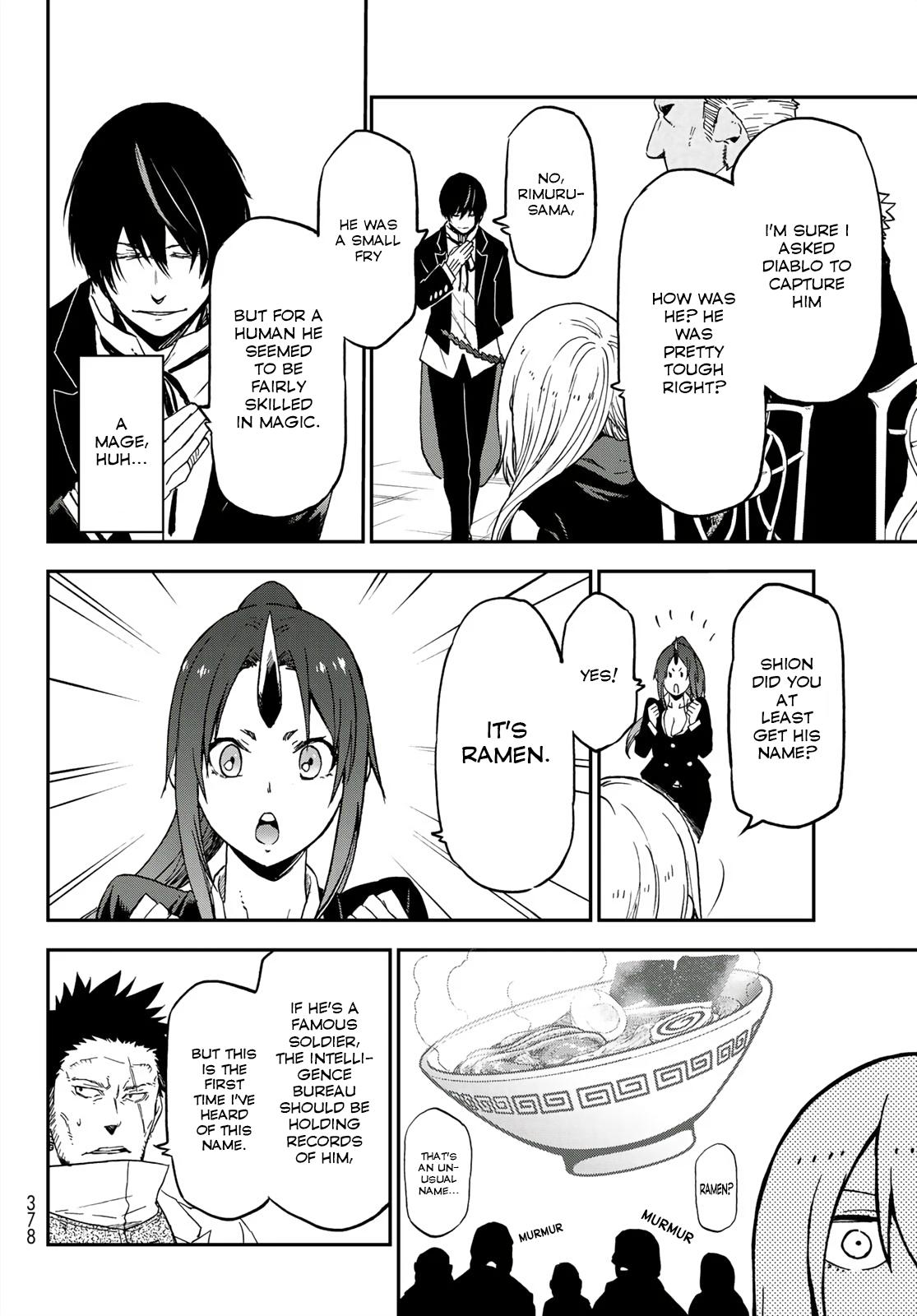 That Time I Got Reincarnated As A Slime, Chapter 75 image 030