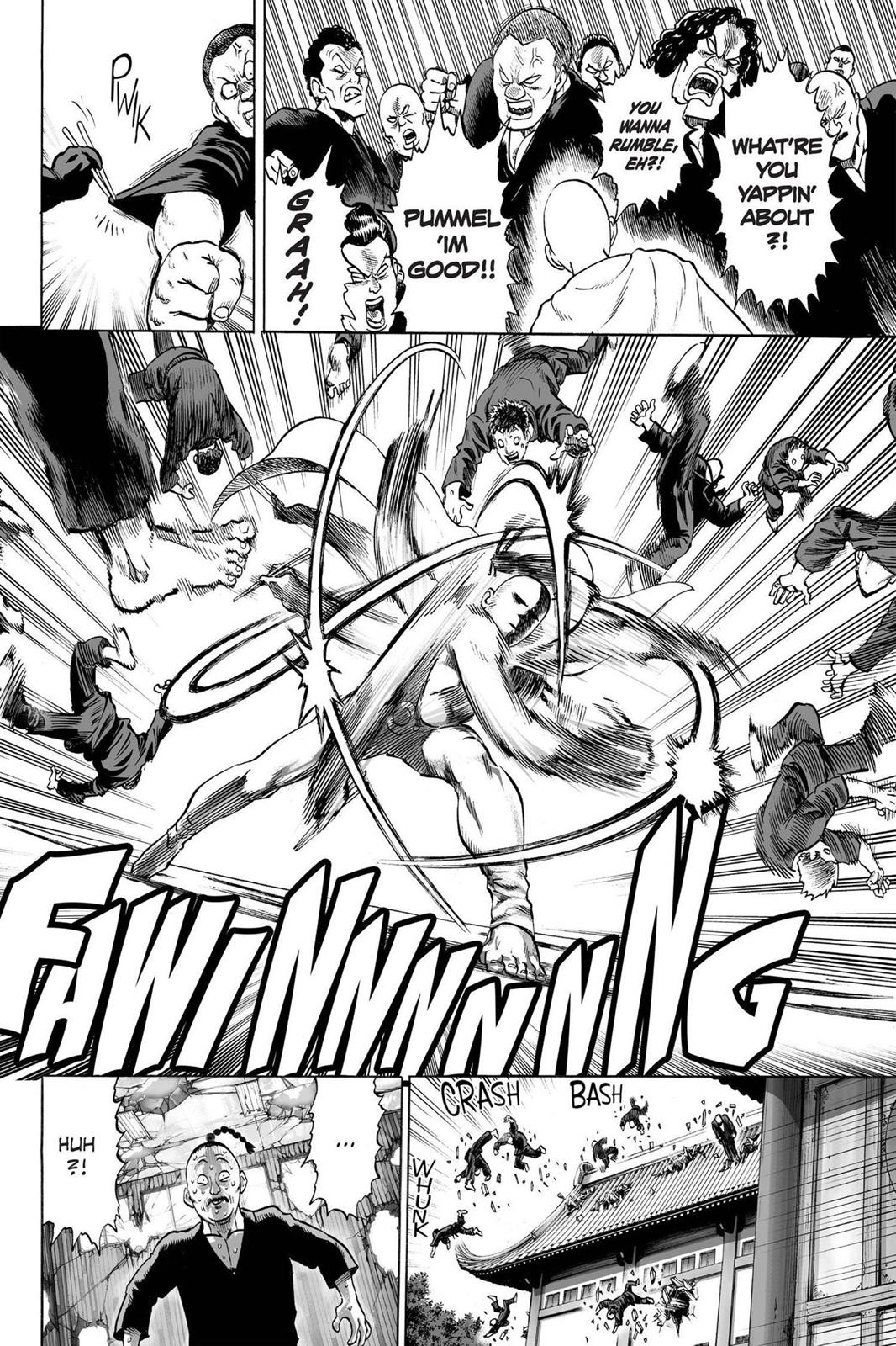 One Punch Man, Chapter Onepunch-Man 40.6 image 018