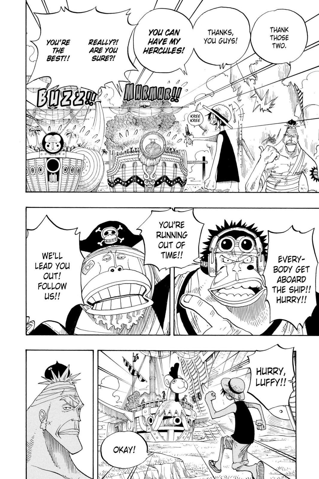 One Piece, Chapter 235 image 006