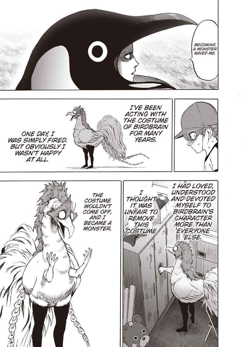 One Punch Man, Chapter 100.5 image 020