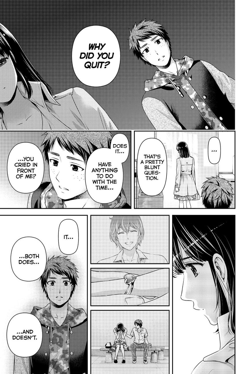Domestic Girlfriend, Chapter 137 image 013