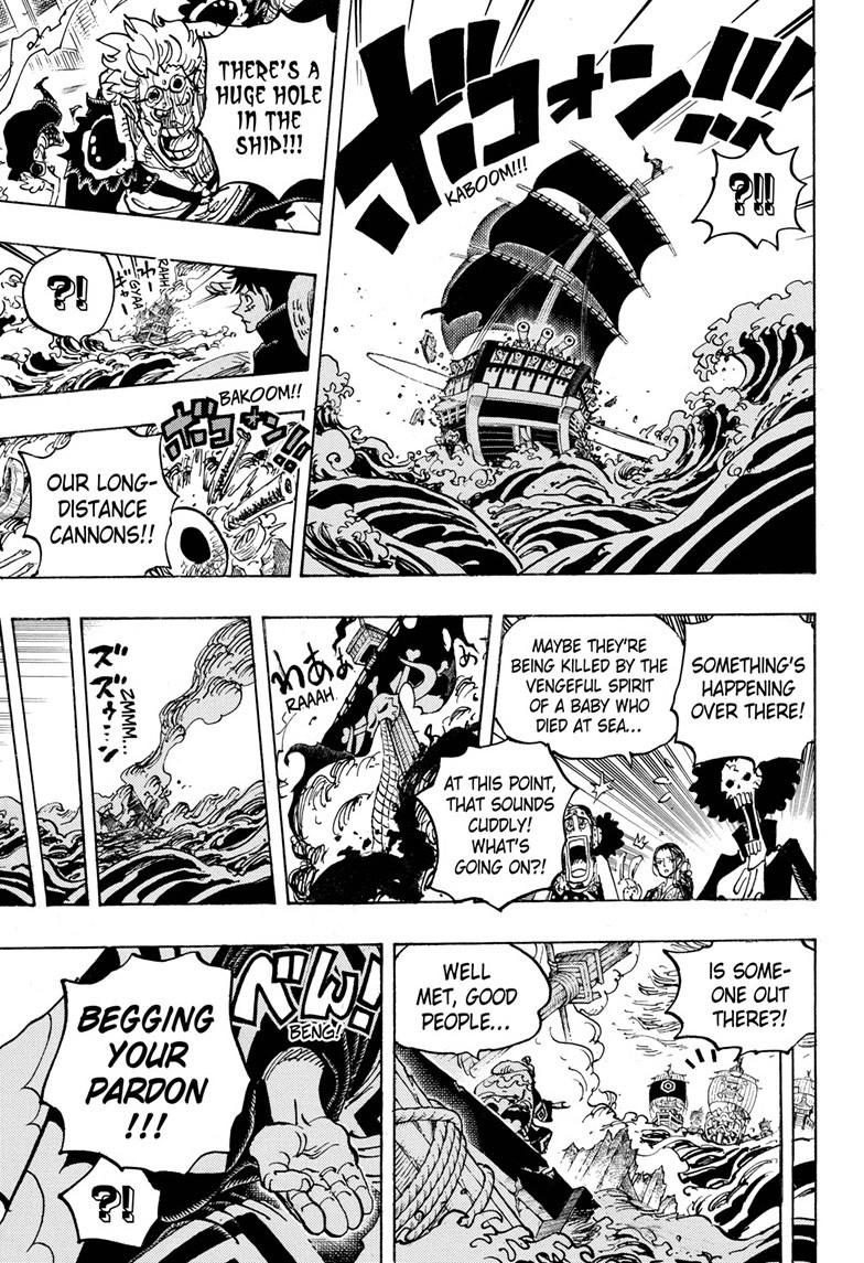 One Piece, Chapter 976 image 016