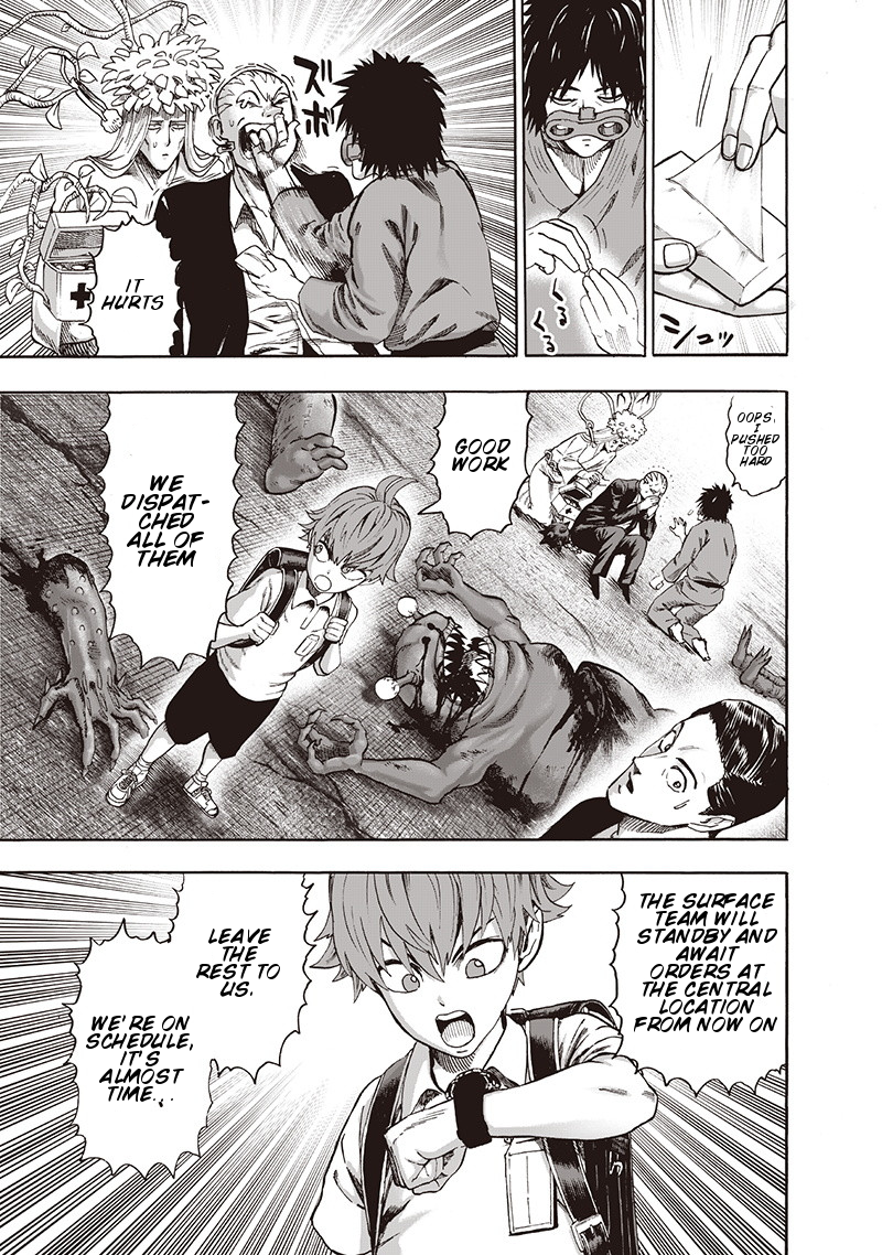 One Punch Man, Chapter Onepunch-Man 95 image 003