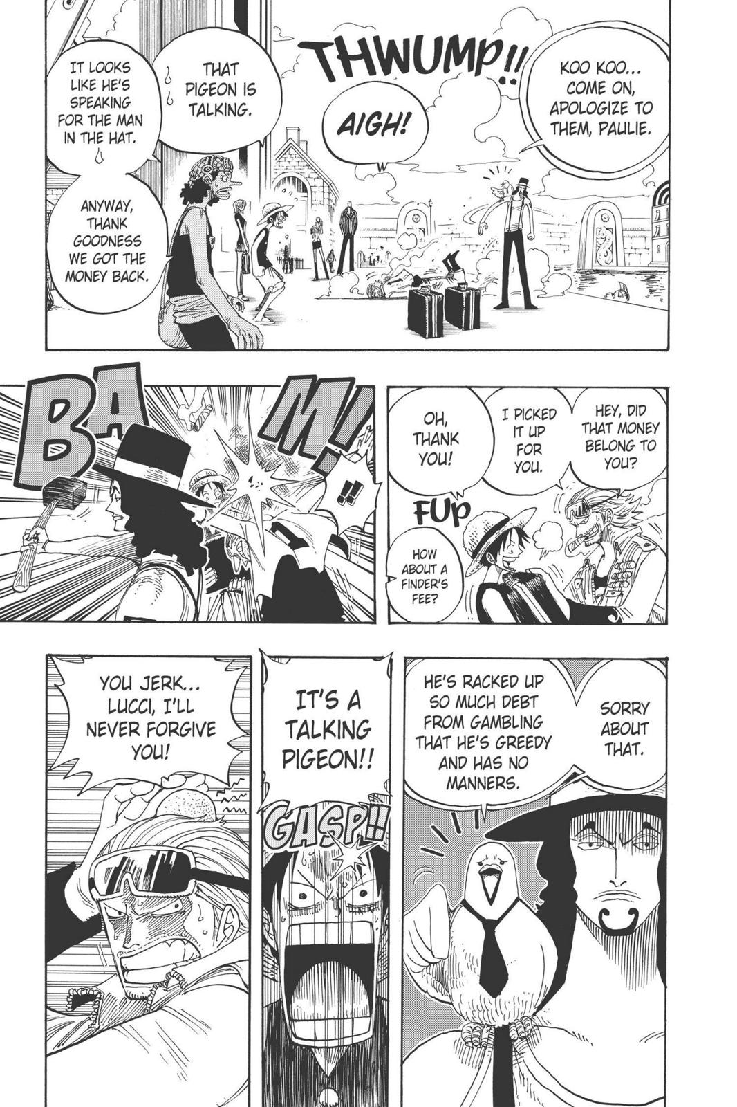 One Piece, Chapter 327 image 007
