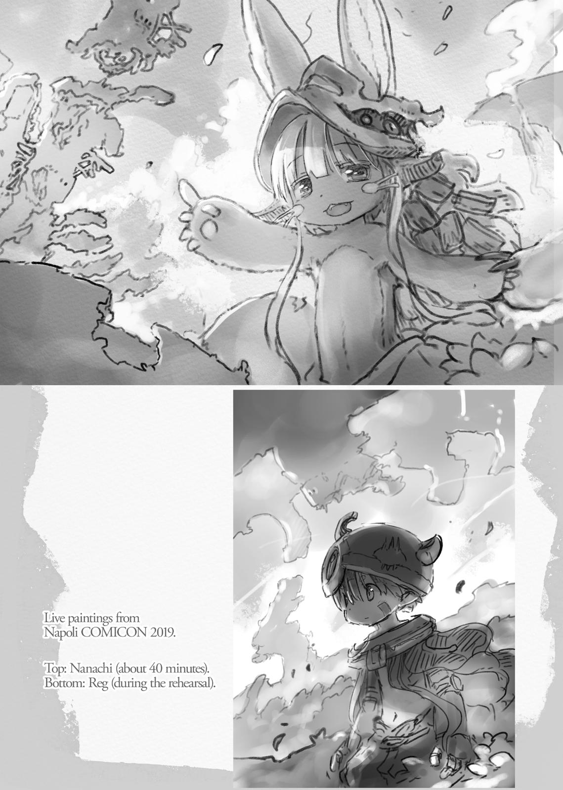Made In Abyss, Chapter Hello,Abyss 49 image 028