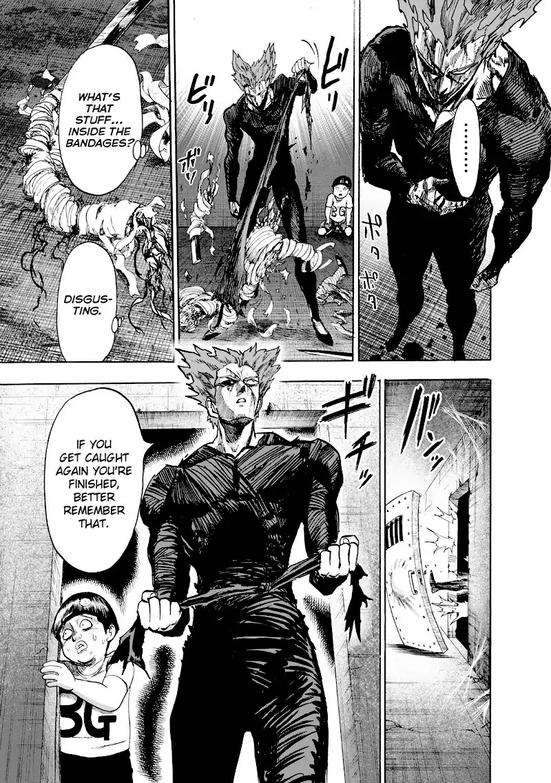 One Punch Man, Chapter Onepunch-Man 90 image 038
