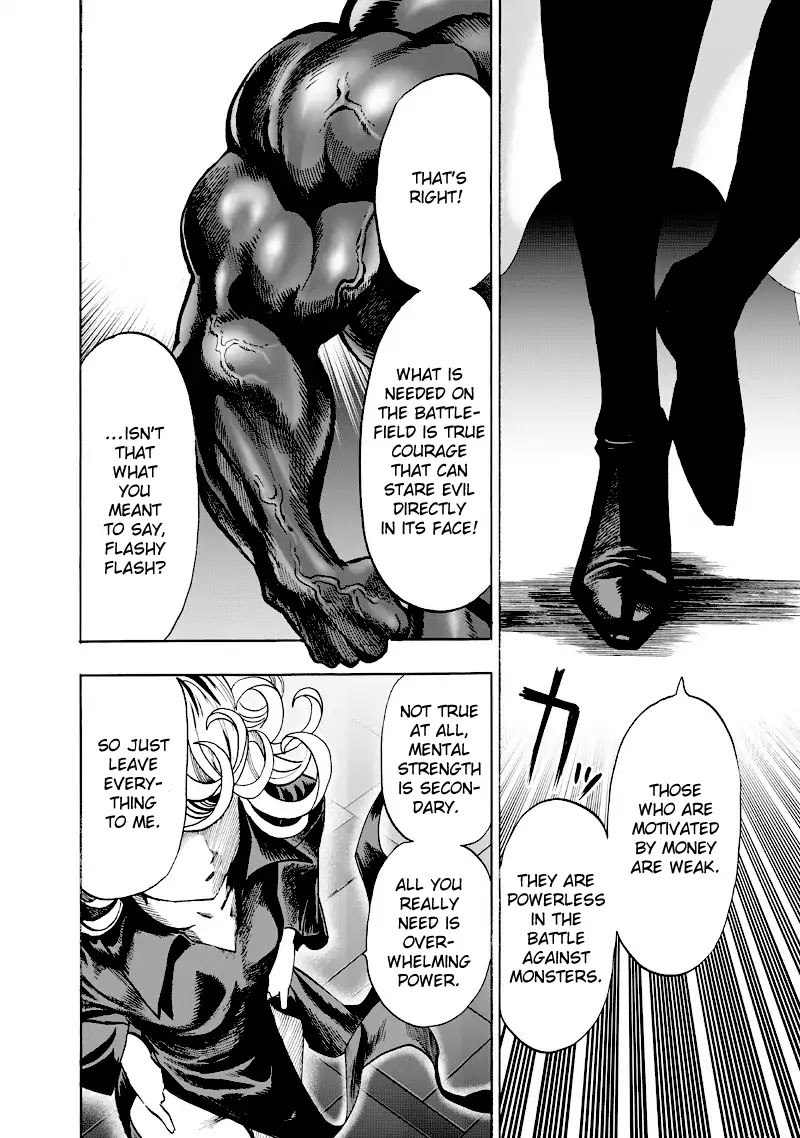 One Punch Man, Chapter Onepunch-Man 90 image 016