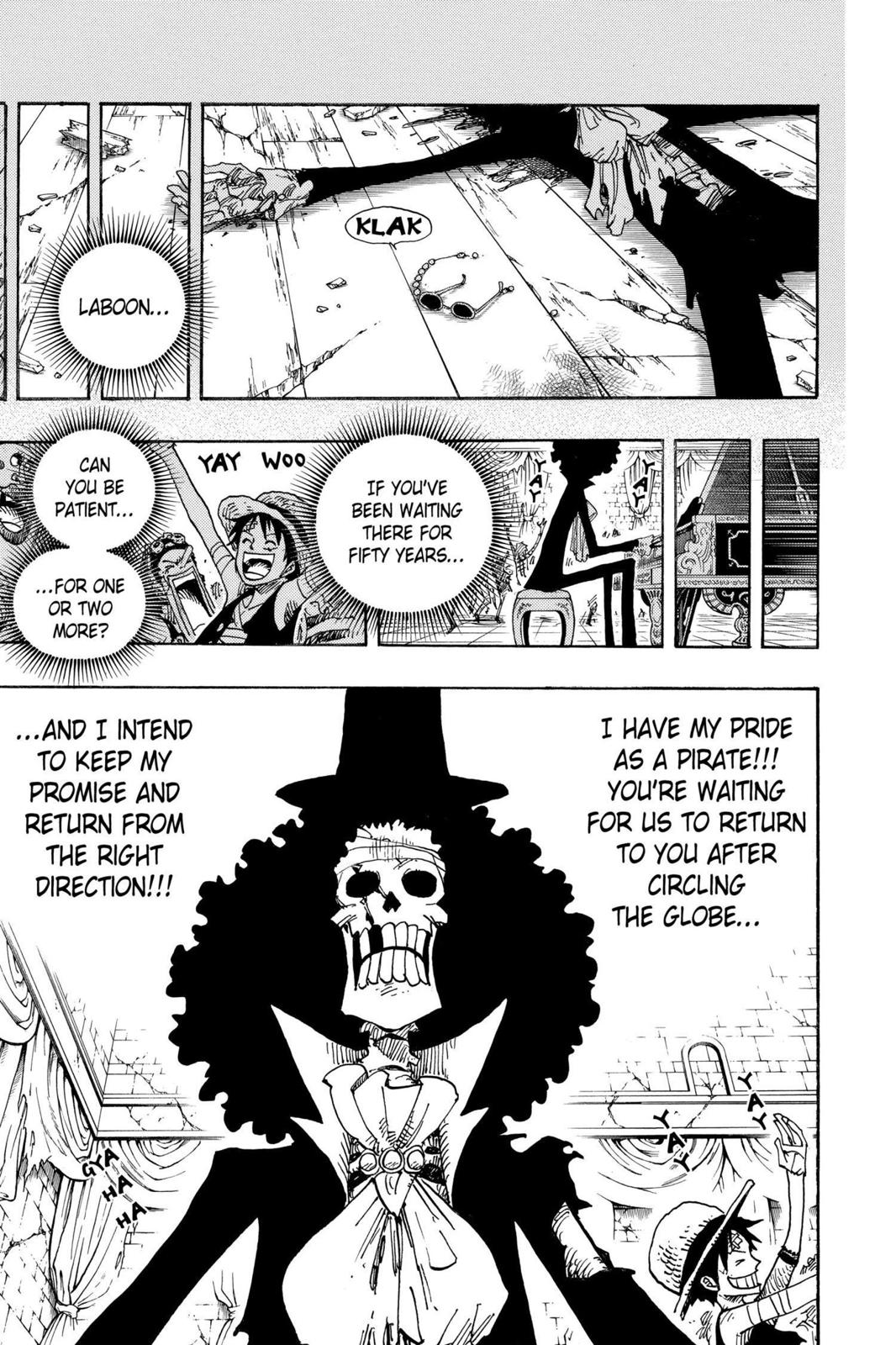 One Piece, Chapter 488 image 019