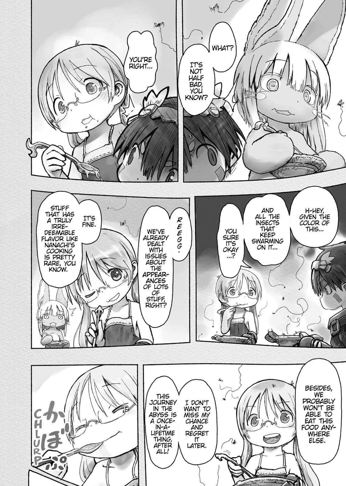Made In Abyss, Chapter Hello,Abyss 41 image 020