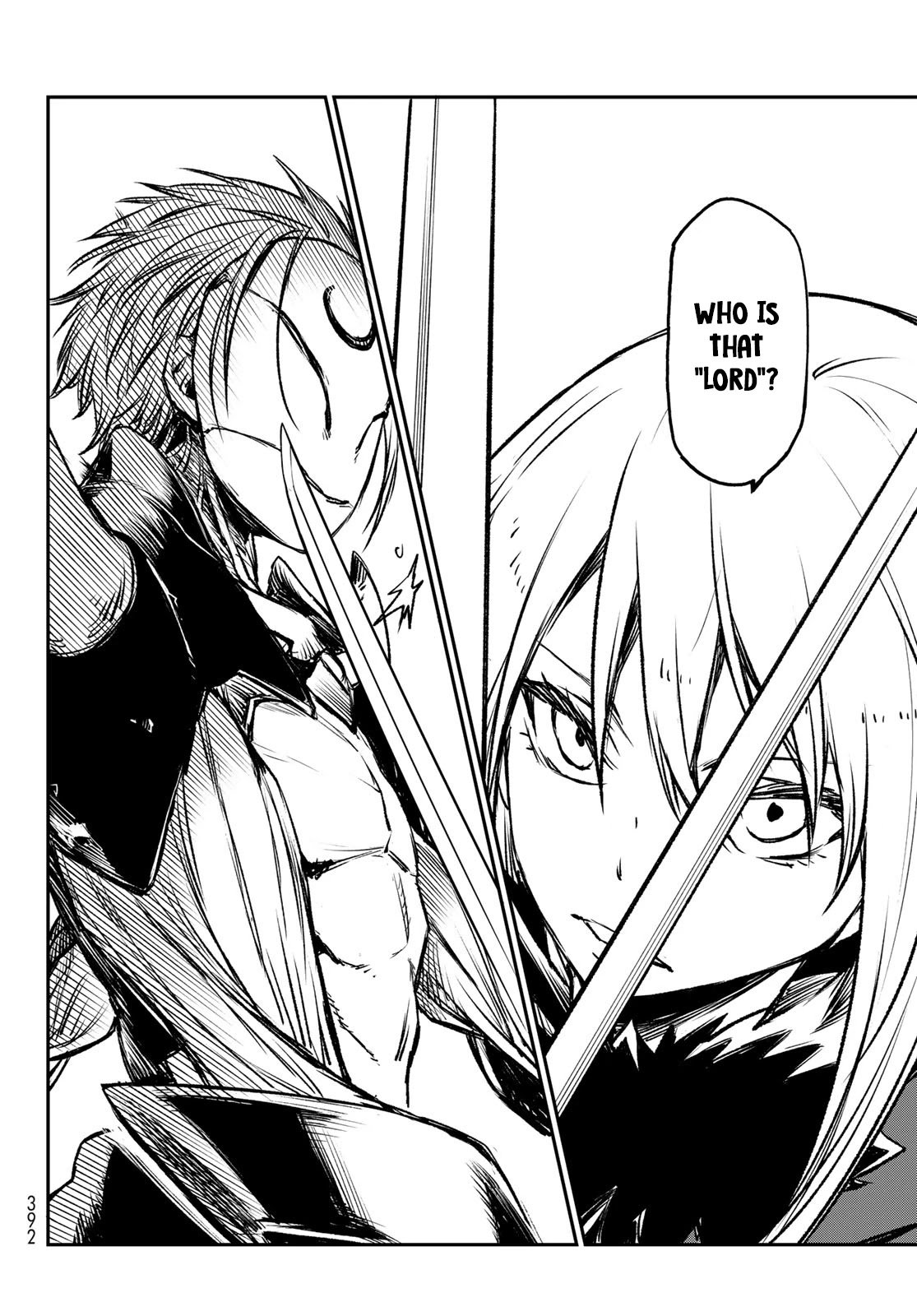 That Time I Got Reincarnated As A Slime, Chapter 84 image 008