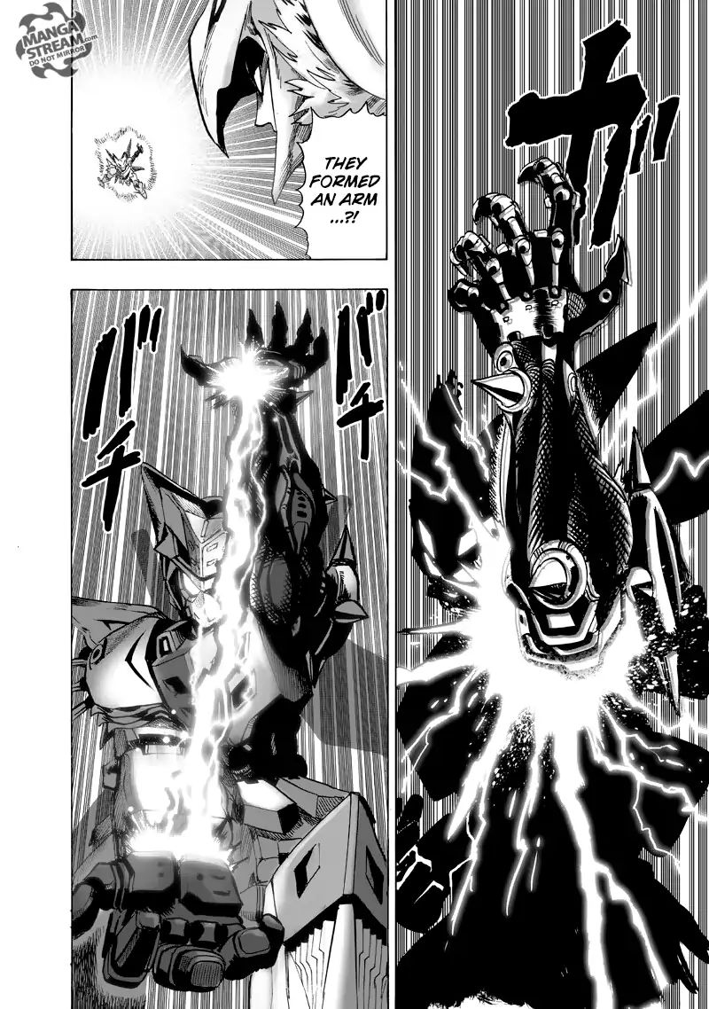One Punch Man, Chapter Onepunch-Man 99.4 image 037