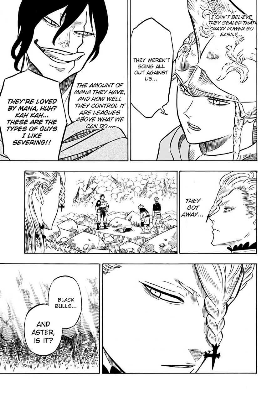 Black Clover, Chapter 53 That isn't yours image 019