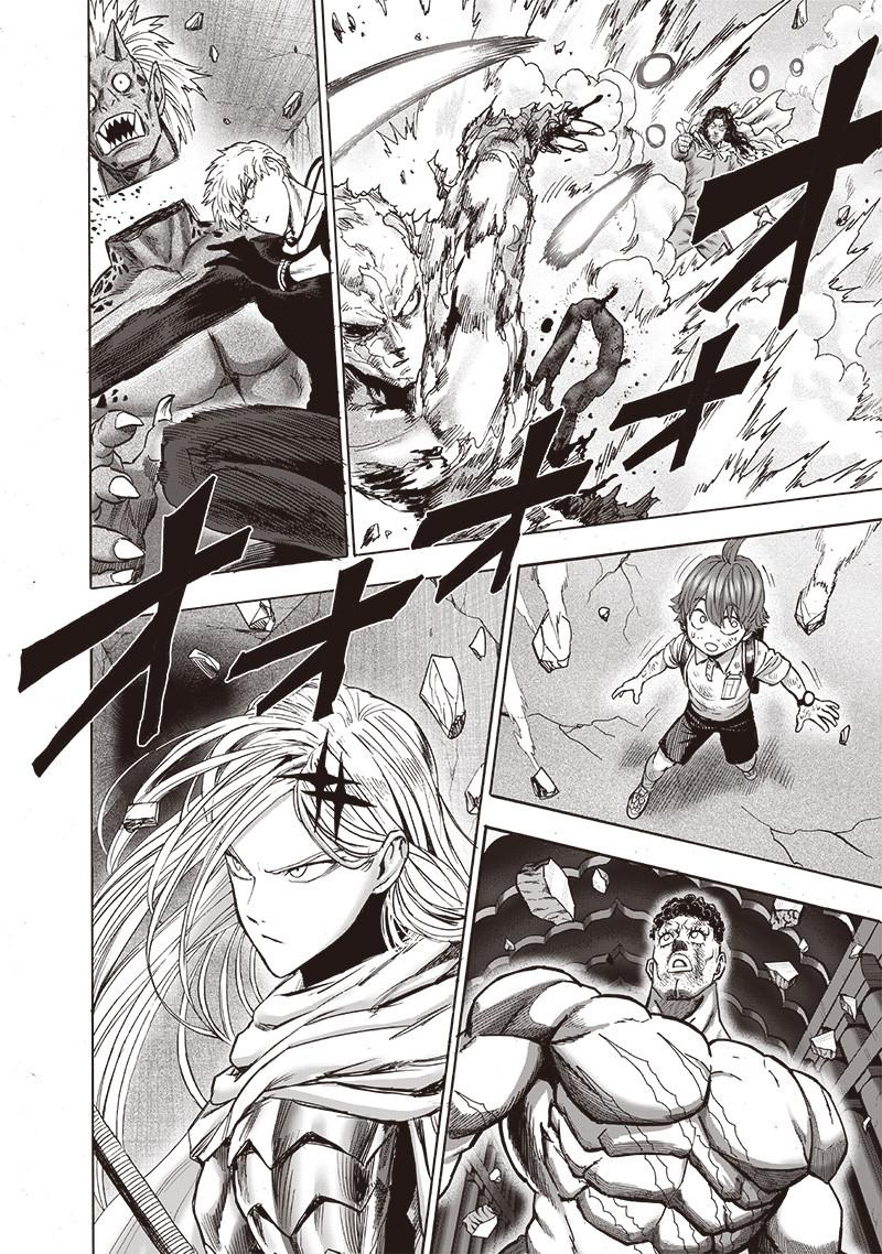 One Punch Man, Chapter One-Punch Man 113.5 image 033