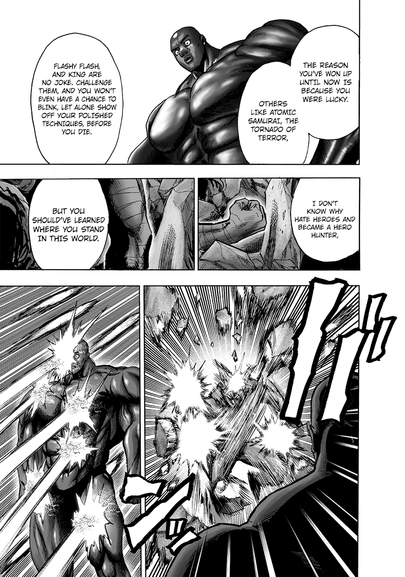 One Punch Man, Chapter 126.2 image 022