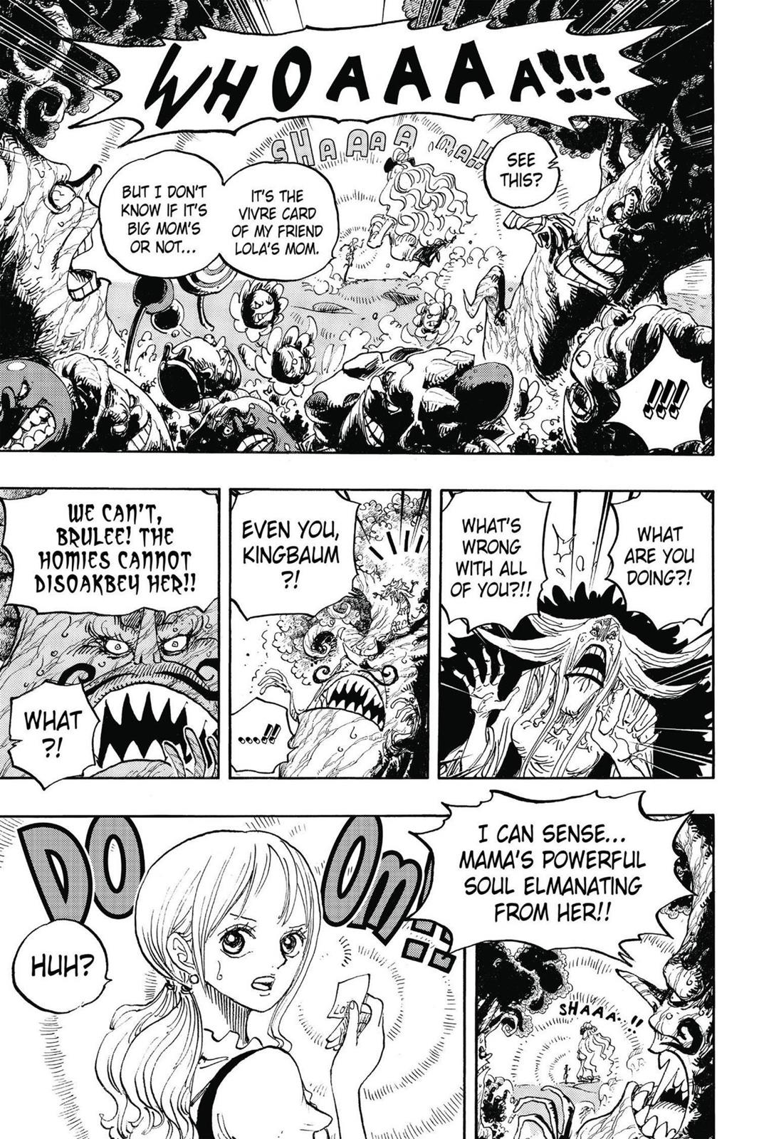 One Piece, Chapter 836 image 013